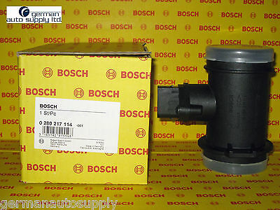 Mercedes-Benz Air Mass Sensor - BOSCH - 0280217114 / 0000940948 - NEW OEM MB MAF