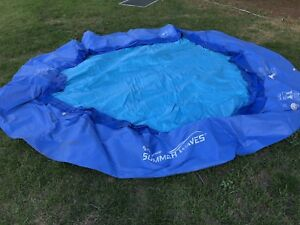 Above ground swimming pool (13ft)