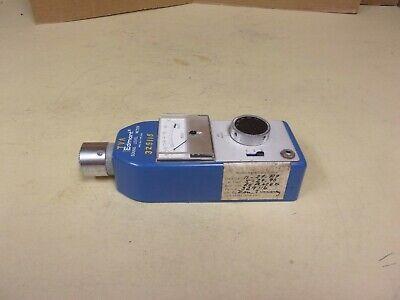 Edmont 60-510 Sound Level Meter