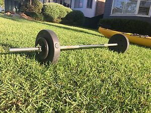 Weight set Cronulla Sutherland Area Preview