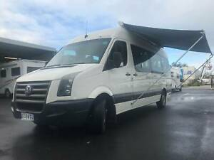 2011 Talvor 2 Berth Motorhome - VW Crafter Caringbah Sutherland Area Preview