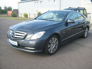 Mercedes-Benz E 220 CDI Coupe BlueEfficiency Navi 7 G-Tronic