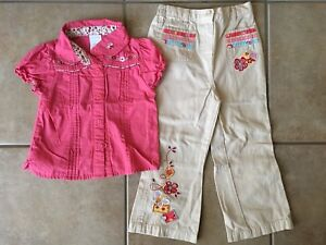 Girls 24 month/2T outfit