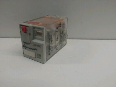 NEW OLD STOCK! MAGNECRAFT 24 VAC 15 AMP POWER RELAY 782XBXM4L 24vac 4 Amp