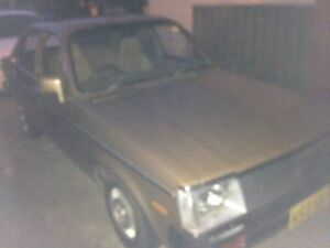 TE 1980 Holden Gemini Blacktown Blacktown Area Preview