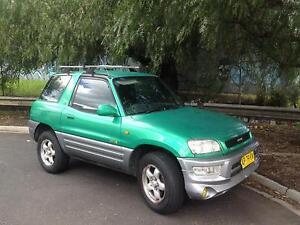 1999 Toyota RAV4 Coupe Footscray Maribyrnong Area Preview