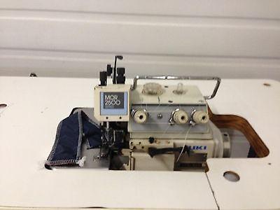 Juki Mor-2504n Top Feed 3 Thread Serger 110 Volt Industrial Sewing Machine