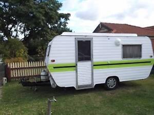 Caprice 15' Pop Top Caravan Berwick Casey Area Preview