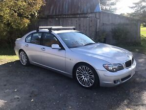 Bmw 750i 2006  mags 20 pouce