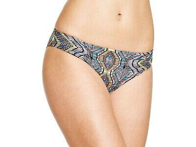 L Space Monique Full Coverage Bikini Bottoms Small NWT Print