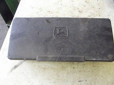 John Deere F-911 Tool Box
