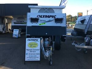 12' Olympic Single Bed Sprinter - Rear Door OUT BACK PACKAGE North St Marys Penrith Area Preview