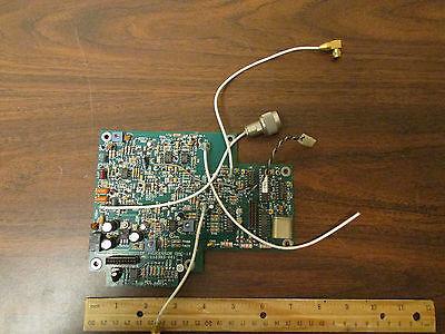 Radio Rf Microwave If Processor Circuit Board Dmc-110393-001 Dmc-10