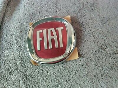 735579354 Genuine Fiat Punto Evo Bravo Rear Boot Badge /& Boot Release