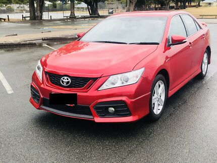 2012 TOYOTA AURION SPORTIVO SX6 AUTOMATIC WITH RWC and REGO Kuraby Brisbane South West Preview
