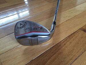 LH Callaway Golf Sure-Out Wedge - 58 degree