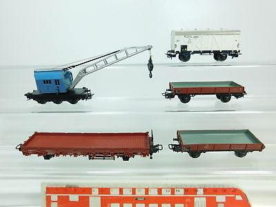 BR481-1 # 5 X Märklin H0 / Ac Vagón de Mercancía Db : Camión Grúa 315/2 + segunda mano  Embacar hacia Spain