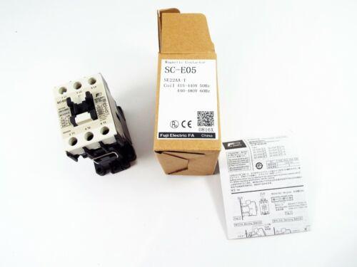 FUJI ELECTRIC SC-E05-440 VAC  25A IEC CONTACTOR