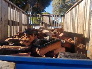 6x4 trailer jarrah firewood Huntingdale Gosnells Area Preview