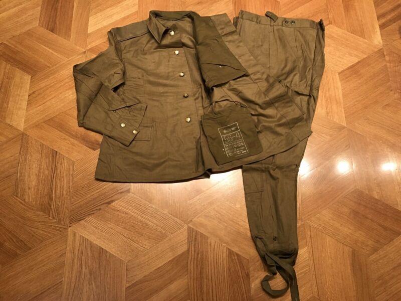 USSR Size 56/4 Afghan war (Beginning of Conflict) Uniform Model 1969 Mint 1986