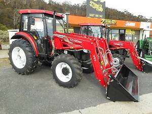 TRACTORS 25 - 125 hp, 4 X 4, YTO PRICES REDUCED Burnie Burnie Area Preview
