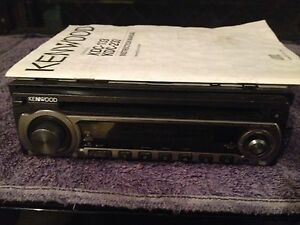 KENWOOD KDC-133 Single Din Receiver Cooloongup Rockingham Area Preview