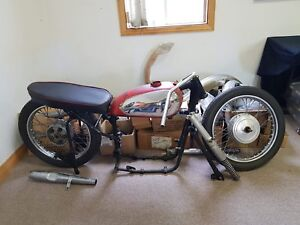 1960's Classic Matchless Motorcycle- Project