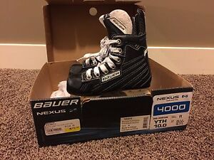 Youth Bauer Skates