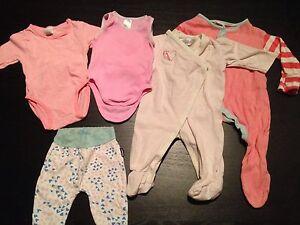 5 piece baby girl starter set size 000 (0-3 months) Roseville Ku-ring-gai Area Preview