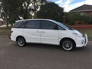 2003 Toyota Tarago GLi 8 Seater Automatic 10months Rego Liverpool Liverpool Area Preview