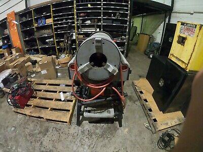 Ridgid Model 1224 12 Inch - 4 Inch Power Threading Machine