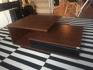 MFI coffee table with drawer *MUST GO*