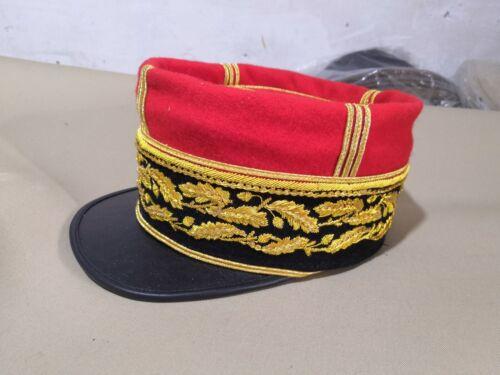 Superb French Pre-WWI Kepi For Division General Rank....