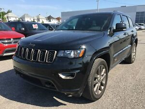 Jeep Grand Cherokee Limited 75E 2017
