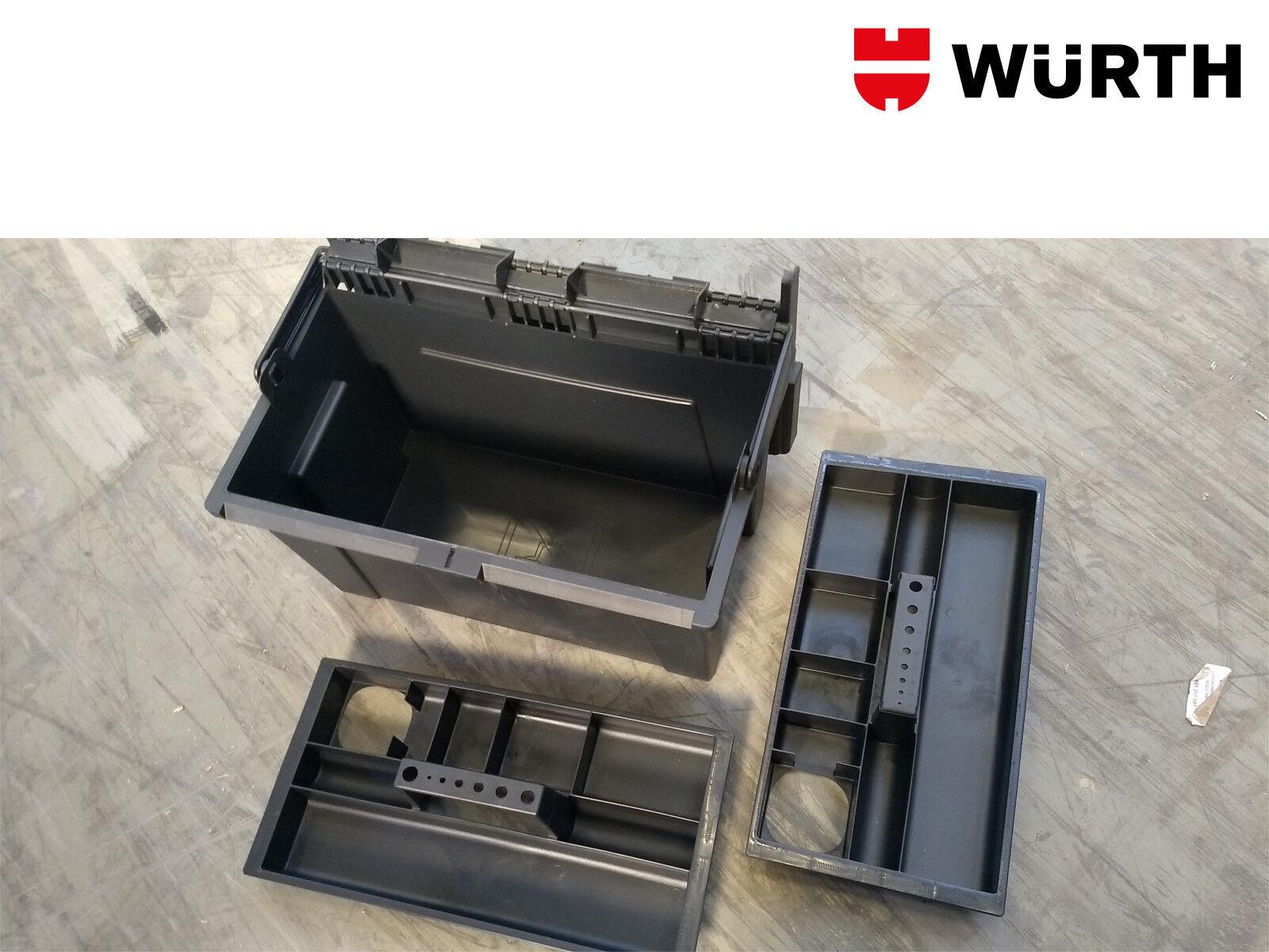 Cassetta degli Attrezzi Sgabello da Lavoro - WÜRTH