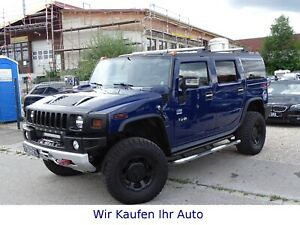 Hummer H2 LUXURY,6.2l,  LPG ,7 Sitzer ,BOSE, TOP OPTIK