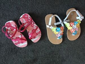 Size 7 and size 6 kids shoe toddler bundle Travancore Moonee Valley Preview