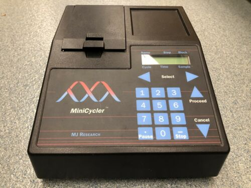 MJ Research MiNiCycler PTC-150 Compact Programmable Thermal Cycler Made In USA