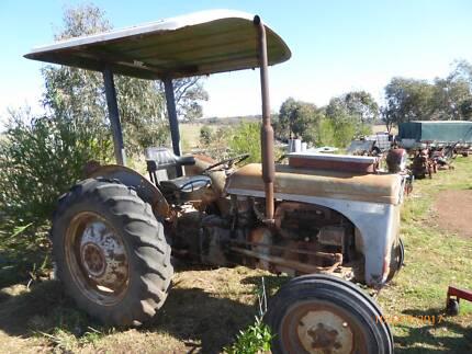 TEA 20 Tractor