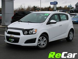 2013 Chevrolet Sonic LT Auto AUTO   ONLY $48/WK TAX INC. $0 DOWN
