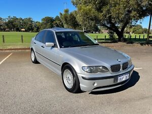 2003 BMW 3 Series 18i Bentley Canning Area Preview