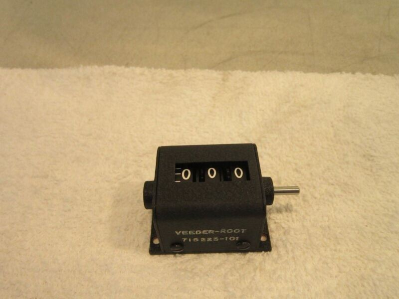 Danaher Controls Veeder-Root Rotating Counter NSN: 6680005831131 P/N 715223-101