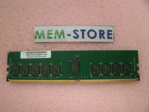16GB DDR4 2933MHz RDIMM Memory Compatible with P00920-B21 P06187-001 P03051-091