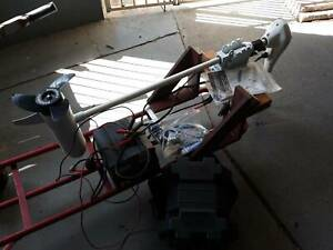 Watersnake electric motor