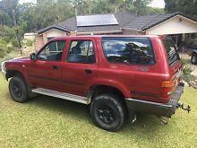 Toyota 4Runner Wauchope Port Macquarie City Preview
