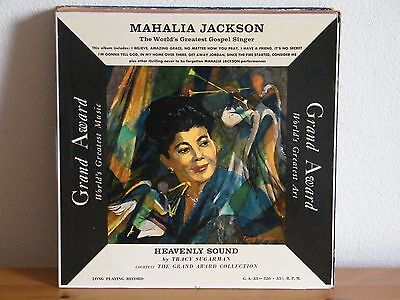 Mahalia Jackson – The World's Greatest Gospel Singer - LP gewaschen