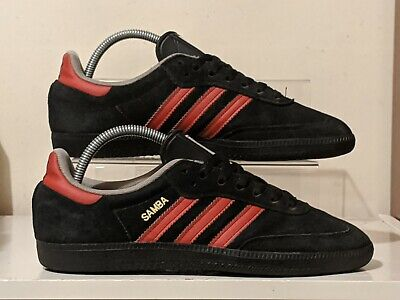 Adidas Samba suede '12 release used trainers size 7 deadstock originals