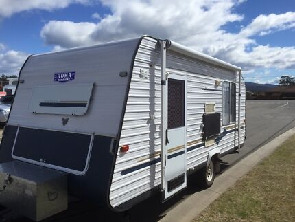"Roma caravan 16""6 Prospect Launceston Area Preview"