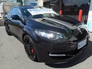 2013 RENAULT MEGANE RS SPORT 265 TROPHY +, 1 OWNER, BLACK, TURBO Edwardstown Marion Area Preview