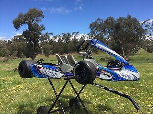 Arrow X4 28j  - KA4 junior light - go kart Somerville Mornington Peninsula Preview